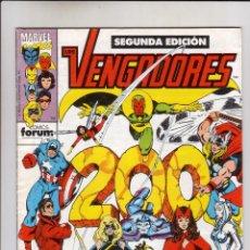 Cómics: FORUM - VENGADORES VOL.1 NUM. 19 ( SEGUNDA EDICION ). Lote 41182134