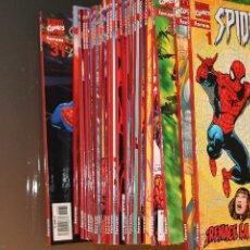 Cómics: SPIDERMAN VOLUMEN 5 ( O VOLUMEN 3 ) COMPLETA 31 TOMOS FORUM. Lote 56265940