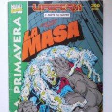 Comics: COMICS FORUM LA MASA, EXTRA PRIMAVERA, 3º PARTE DE CUATRO. Lote 41232751