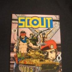 Cómics: SCOUT - Nº 4 - FORUM - . Lote 41322124