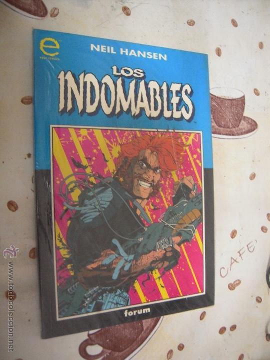 LOS INDOMABLES (Tebeos y Comics - Forum - Prestiges y Tomos)