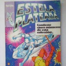 Cómics: COMICS FORUM ESTELA PLATEADA,VOLUMEN Nº 11-12-13-14-15. Lote 41335943