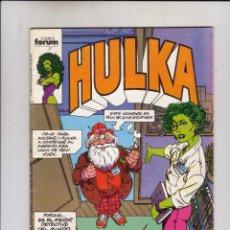 Cómics: FORUM - HULKA NUM. 8 ( BYRNE ). MUYYY BUEN ESTADO. Lote 41344410