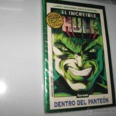 Cómics: GRANDES SAGAS MARVEL: EL INCREIBLE HULK: DENTRO DEL PANTEON. Lote 41359042