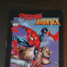 Cómics: SPIDERMAN BADROCK 1 PLANETA. Lote 41373468