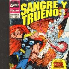 Cómics: TEBEOS-COMICS CANDY - THOR - SANGRE Y TRUENOS - Nº 2 - CON SILVER SURFER Y WARLOCK *AA99. Lote 41388415