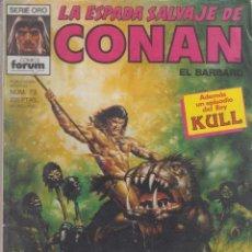 Cómics: COMIC - LA ESPADA SALVAJE DE CONAN EL BÁRBARO -Nº 73 ED.FORUM 1ª ED.. Lote 41427495