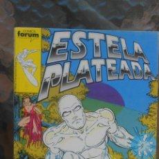 Cómics: TOMO COMIC ESTELA PLATEADA SILVER SURFER NUMEROS 6 AL 10.COMICS FORUM MARVEL. Lote 41475071