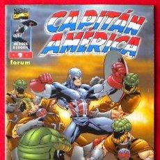 Cómics: CAPITAN AMERICA - 9- MARVEL COMICS- HEROES REBORN - 15 AÑOS FORUM 1998. Lote 41589574