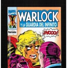 Cómics: WARLOCK Y LA GUARDIA DEL INFINITO Nº 3 - FORUM. Lote 41592552