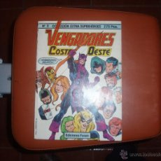 Comics: EXTRA SUPERHEROES VENGADORES COSTA OESTE 11. Lote 41605725