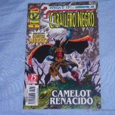Cómics: WHAT IF... Nº9 - CABALLERO NEGRO - CAMELOT RENACIDO ( FORUM ). Lote 41641245