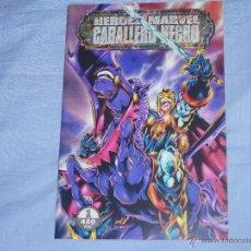 Cómics: HEROES MARVEL CABALLERO NEGRO - ( FORUM ) - NUMERO ESPECIAL . Lote 41641333