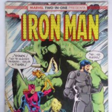 Cómics: COMICS FORUM, IRON MAN Nº 41. Lote 41648206