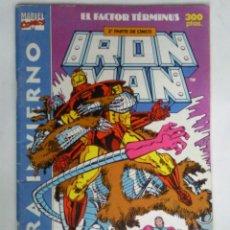 Cómics: COMICS FORUM, IRON MAN, EXTRA INVIERNO. Lote 41648375
