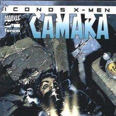 Cómics: ICONOS X-MEN: CÁMARA. Lote 41692880