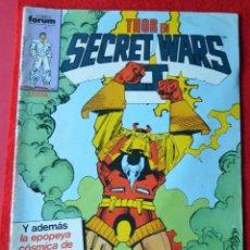 Cómics: THOR - SECRET WARS - Nº 36 - ESTELA PLATEADA - FORUM. Lote 41703167