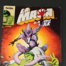 Cómics: LA MASA 49 VOLUMEN 1 FORUM. Lote 41819659