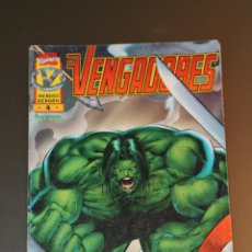 Cómics: LOS VENGADORES 4 HEROES REBORN FORUM. Lote 42094579