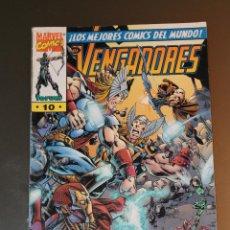 Cómics: LOS VENGADORES 10 HEROES REBORN FORUM. Lote 42094598