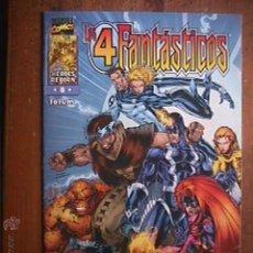 Cómics: HEROES REBORN, LOS 4 FANTASTICOS Nº 8, MARVEL, FORUM, 1998. Lote 42096905