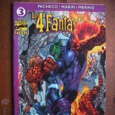 Cómics: LOS 4 FANTASTICOS, VOL IV, Nº 4, MARVEL, FORUM, 2001. Lote 42096958