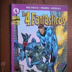 Cómics: LOS 4 FANTASTICOS, VOL IV, Nº 4, MARVEL, FORUM, 2001. Lote 42097108
