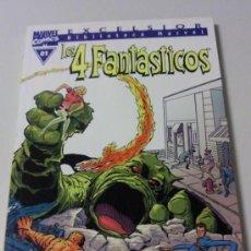 Cómics: BIBLIOTECA MARVEL: LOS 4 FANTASTICOS Nº 01 *IMPECABLE*. Lote 42204265
