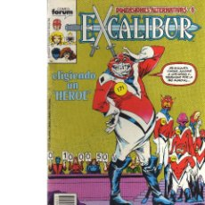 Cómics: EXCALIBUR - Nº 17 (FORUM) - SUP2. Lote 42218166
