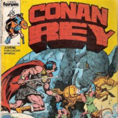 Cómics: CONAN REY VOL 1 NUMERO 2 - FORUM. Lote 42289789