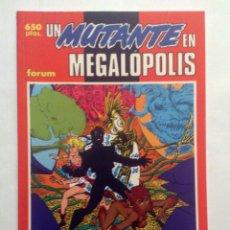Cómics: COLECCION PRESTIGIO VOL. 1 # 27 (FORUM) - UN MUTANTE EN MEGALOPOLIS - 1991. Lote 42308801