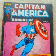 Cómics: CAPITAN AMERICA FORUM ESPECIAL DE PRIMAVERA. Lote 42355330
