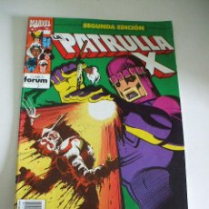 Comics: COMIC FORUM: PATRULLA X Nº 5 MJ.E CRD MAR. Lote 42400251
