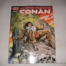 Cómics: LA ESPADA SALVAJE DE CONAN Nº 6, EDICIÓN COLECCIONISTAS, EDIITORIAL FORUM. Lote 42421533