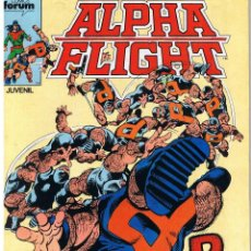 Cómics - ALPHA FLIGHT. NUMERO 4. FORUM - 42432178