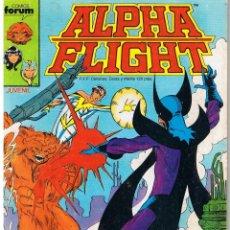 Cómics: ALPHA FLIGHT. NUMERO 16. FORUM. Lote 42432383