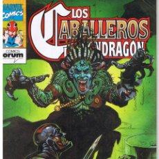 Comics: LOS CABALLEROS DE PENDRAGÓN. MAXISERIE DE 18 NUMEROS. NUMERO 16. FORUM. Lote 42433302