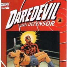Cómics: DAREDEVIL. NUMERO 3. MARVEL COMICS. Lote 42434762