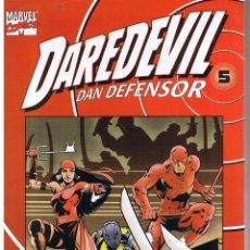 Cómics: DAREDEVIL. NUMERO 5. MARVEL COMICS. Lote 42434783