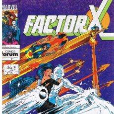 Cómics: FACTOR X. NUMERO 50. FORUM. Lote 42439014