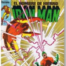 Comics : IRON MAN. EL HOMBRE DE HIERRO. NUMERO 11. FORUM. Lote 42440192