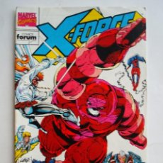 X-Force vol. 1 nº 3 - Forum (Marvel)