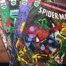 Cómics: SPIDERMAN DE TODD MCFARLANE, Nº 2, 4, 5, 6 Y 10. MARVEL, FORUM, 1990. Lote 238547665