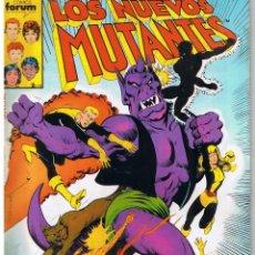 Cómics: LOS NUEVOS MUTANTES. NUMERO 14. FORUM. Lote 42473859