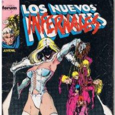 Cómics: LOS NUEVOS MUTANTES. NUMERO 39. FORUM. Lote 42473966