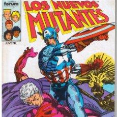 Cómics: LOS NUEVOS MUTANTES. NUMERO 40. FORUM. Lote 42473995