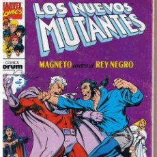 Cómics: LOS NUEVOS MUTANTES. NUMERO 59. FORUM. Lote 42474039