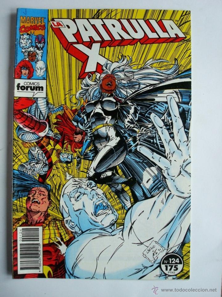 LA PATRULLA-X VOL. 1 Nº 124 - FORUM (MARVEL) (Tebeos y Comics - Forum - Patrulla X)
