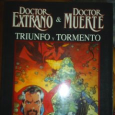Cómics: DOCTOR EXTRAÑO & DOCTOR MUERTE 'TRIUNFO Y TORMENTO'. Lote 143513981