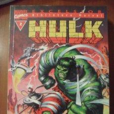 Cómics: HULK, NUMERO 2, BIBLIOTECA MARVEL,. Lote 42491119